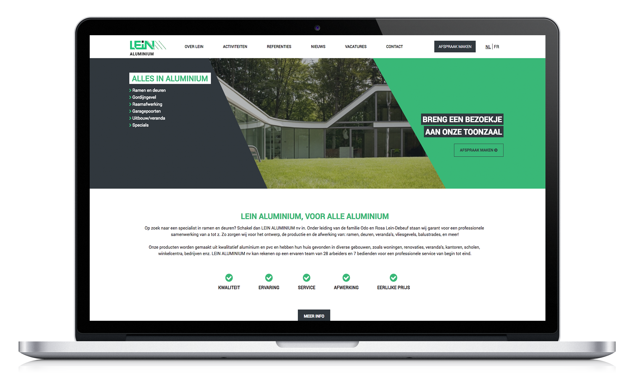 website lein